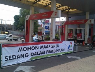 SPBU Dr. Cipto Semarang