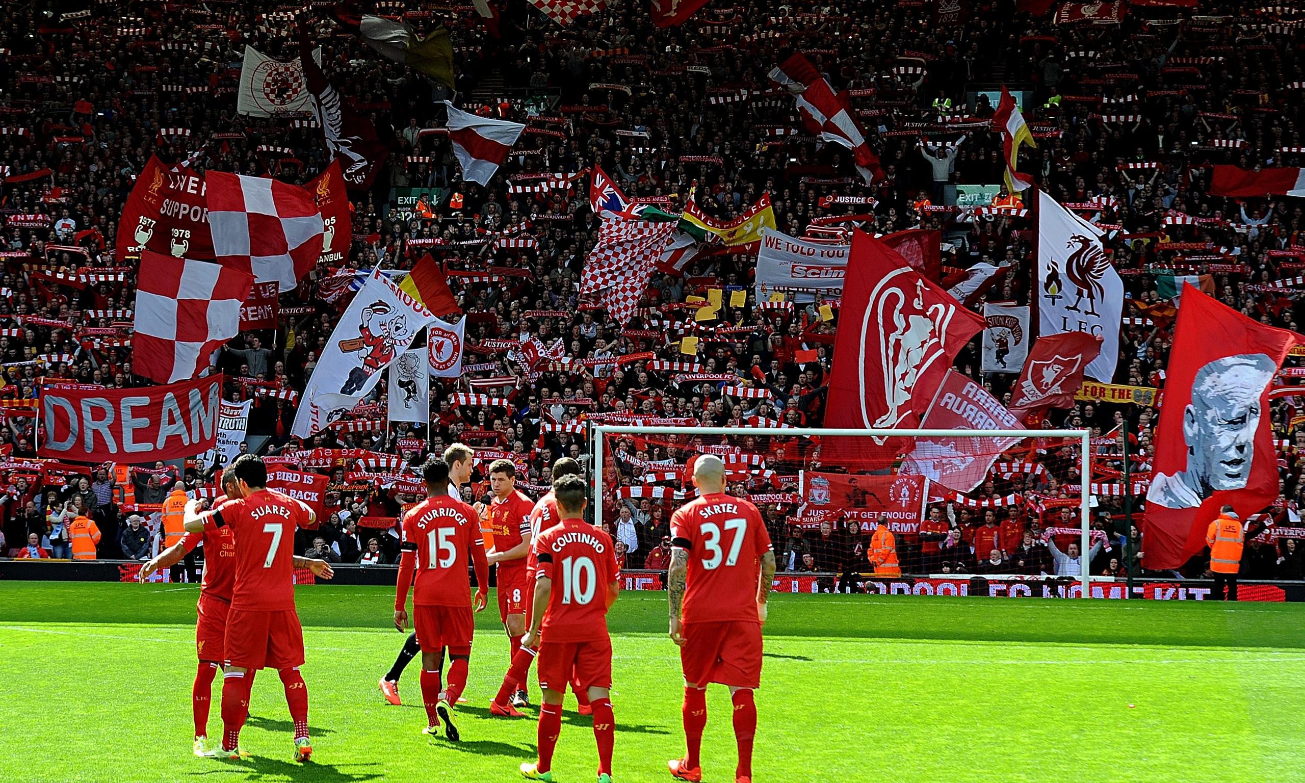 Liverpool v Manchester City – Premier League