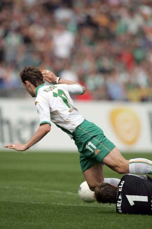 Miroslav Klose, Fair Play.