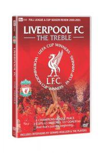Liverpool FC Season Review 2000-2001