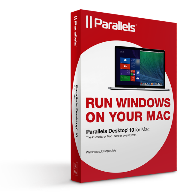 Parallels Desktop 10.2.1