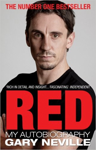 Gary Neville Autobiography