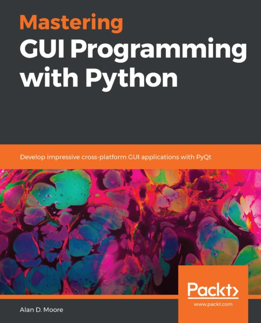 GUI Programming with Python book