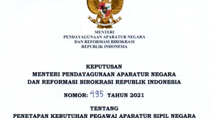 CPNS Blora 2021