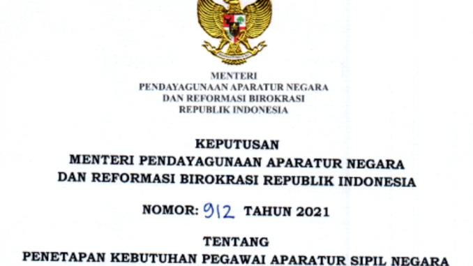 CPNS 2021 Kabupaten Garut