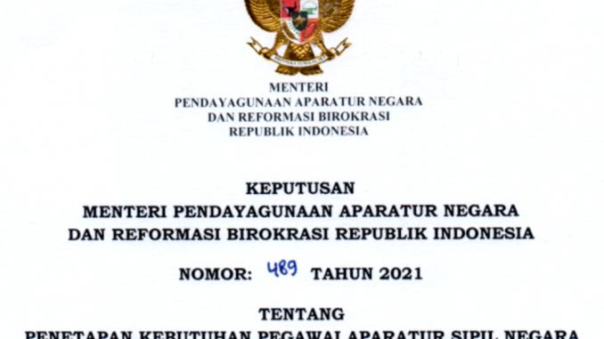CPNS 2021 Kabupaten Barito Selatan