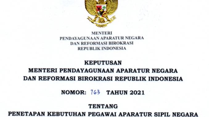 CPNS 2021 Kabupaten Lampung Barat