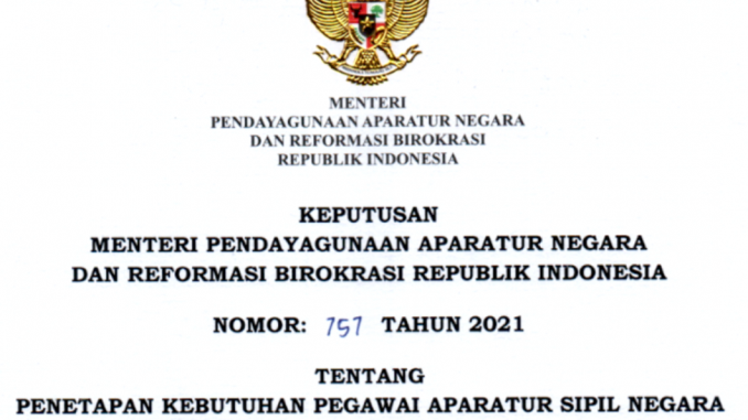 CPNS 2021 Provinsi Lampung