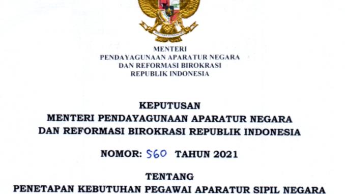 CPNS 2021 Kabupaten Lombok Timur