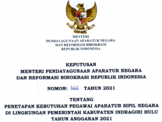 CPNS 2021 Kabupaten Indragiri Hulu