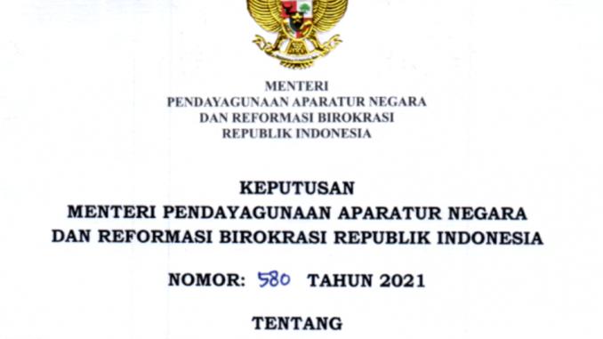 CPNS 2021 Kabupaten Muara Enim