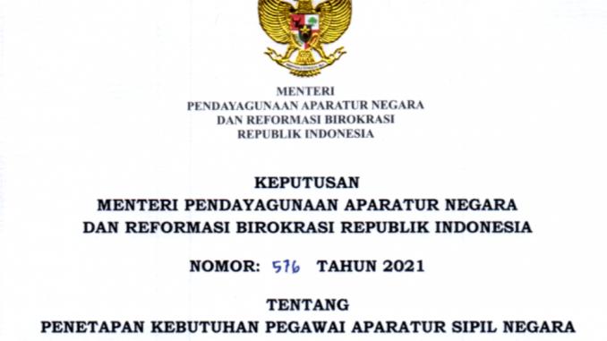 CPNS 2021 Kabupaten Ogan Komering Ulu