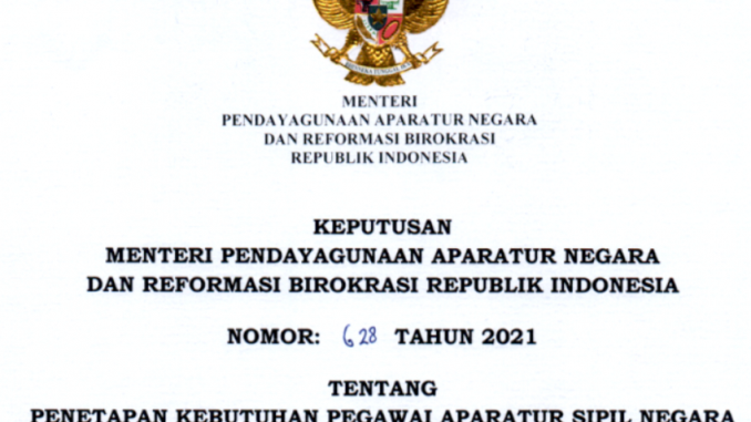 CPNS 2021 Kabupaten Bantul