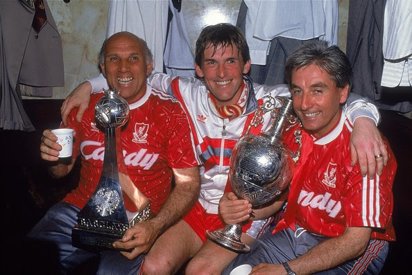 Kenny Dalglish and Co