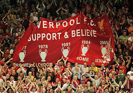 LFC Fans. Still believe and always support LFC.