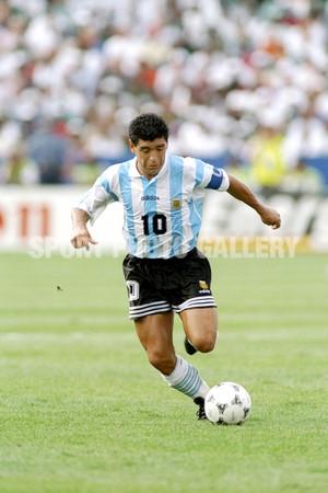 Diego Maradona Piala Dunia 1994