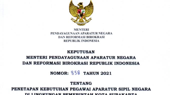 Surakarta 2021