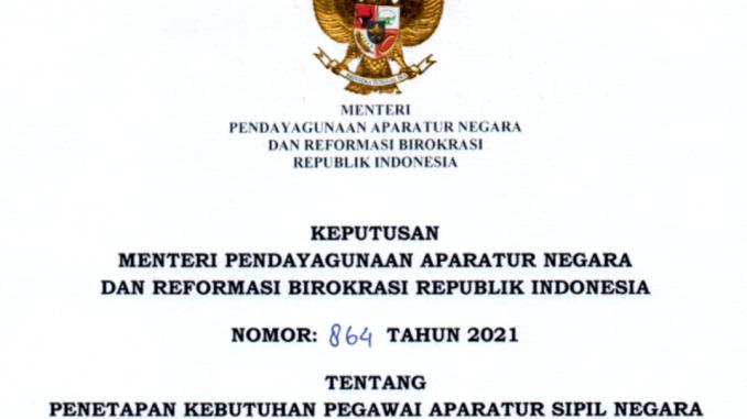 CPNS Langsa 2021