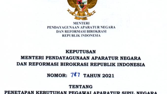 CPNS 2021 Kota Samarinda