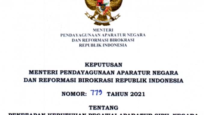 CPNS 2021 Kabupaten Nagekeo