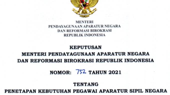 CPNS 2021 Kabupaten Kolaka Utara