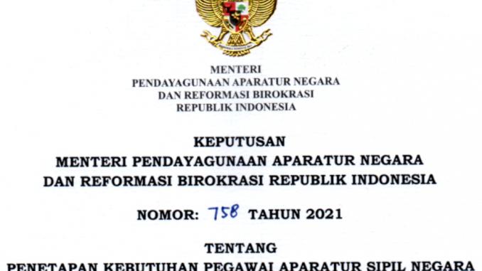 CPNS 2021 Kabupaten Buton Selatan