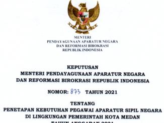 CPNS 2021 Kota Medan