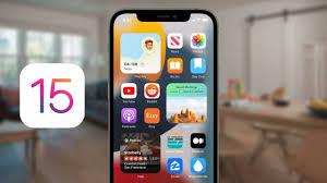 Fitur Pada iOS 15